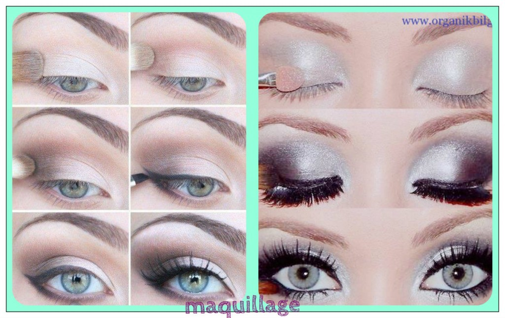 Exceptionnel La mode de nos jours » tuto make up ! WM63